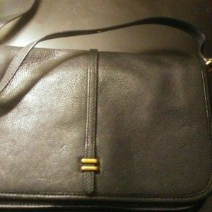 Marc by Marc Jacobs Black Leather Clutch
